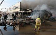 Không có người Việt thiệt mạng trong vụ cháy TTTM ở Nga