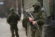 Quân đội Nga ở Crimea ngày càng mạnh mẽ và hiện đại