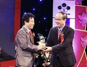 Trao giải Sản phẩm, dịch vụ thương hiệu Việt tiêu biểu