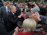Tổng thống Nga nói về chiến dịch sáp nhập Crimea