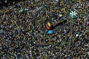 Mỹ giật dây biểu tình 'triệu người' ở Brazil để phá hoại BRICS?