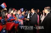 Thủ tướng Nguyễn Tấn Dũng thăm chính thức Australia