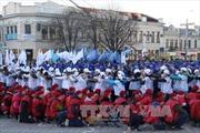 Nga giữ nguyên lập trường về Crimea