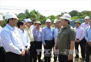 Phó Thủ tướng Hoàng Trung Hải chỉ đạo phòng, chống hạn