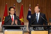Tuyên bố về tăng cường quan hệ Đối tác toàn diện Việt Nam - Australia