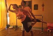 Novak Djokovic tập thể lực bằng cách… múa ba lê với vợ
