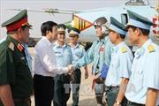 Chủ tịch nước thăm và làm việc tại Ninh Thuận