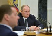 Nga tăng cường tự do kinh doanh để đối phó với trừng phạt