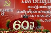 Mít tinh kỉ niệm 60 năm thành lập Đảng NDCM Lào