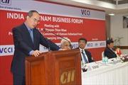 Đồng chí Nguyễn Thiện Nhân dự Diễn đàn doanh nghiệp Ấn Độ-Việt Nam
