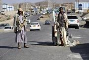 Phiến quân Houthi chiếm thành phố lớn thứ 3 Yemen