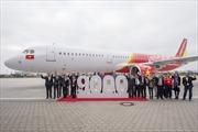 Vietjet đón tàu bay thứ 9.000 của Airbus
