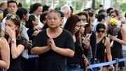 Người dân Singapore đau buồn đưa tiễn ông Lý Quang Diệu