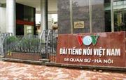 Sáp nhập Truyền hình số VTC vào Đài Tiếng nói Việt Nam