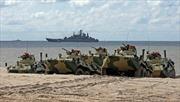 Litva sẵn sàng chiến đấu trước cuộc tập trận của Nga