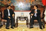 Thủ tướng tiếp Đại sứ Qatar