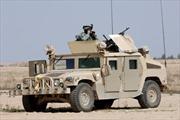 Ukraine tiếp nhận 10 xe Humvee của Mỹ