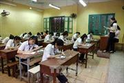 Ban hành Hướng dẫn Tổ chức kì thi THPT