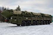 Nga thử tên lửa liên lục địa mới nhất