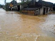 Các tỉnh từ Thừa Thiên Huế đến Quảng Ngãi đề phòng lũ quét