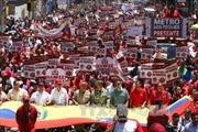 Venezuela chính thức gửi công hàm phản đối Mỹ