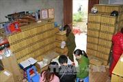 Tịch thu nhiều mỹ phẩm nhập lậu của công ty Xuân Thủy