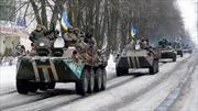 Quân đội Ukraine bắn phá dữ dội gần Mariupol