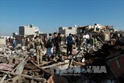 Saudi Arabia tiêu diệt quân Houthi tiến về biên giới phía Nam