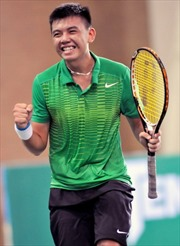Đánh bại Hong Kong, tuyển quần vợt Việt Nam lên hạng II Davis Cup