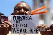 Hơn 5 triệu người Venezuela ký kiến nghị phản đối Mỹ