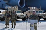 Lính dù Mỹ sẽ huấn luyện vệ binh Ukraine