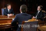 Gazprom đề xuất gia hạn thỏa thuận cấp khí đốt cho Ukraine