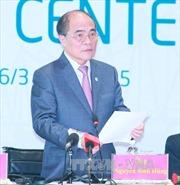 Chủ tịch Quốc hội tiếp TTK Liên minh Nghị viện Thế giới