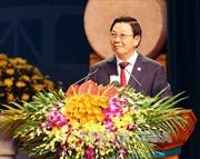 Mít tinh chào mừng thành công IPU-132 tại Hà Nội