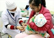 Chủ động tiêm vắcxin để phòng bệnh thủy đậu