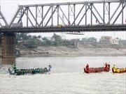 Gần 1.500 tỷ đồng xây dựng cầu Việt Trì-Ba Vì