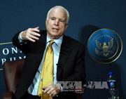 Ông John McCain tái tranh cử năm 2016