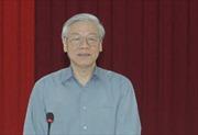 Phát biểu của Tổng Bí thư Nguyễn Phú Trọng tại buổi gặp đại biểu thanh niên Việt – Trung
