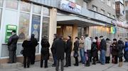 WSJ: Ukraine chỉ đủ ngoại tệ dùng trong 1 tháng