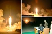 Triều Tiên tiếp tục phóng tên lửa