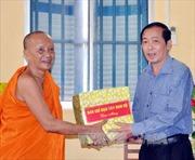 Ban chỉ đạo Tây Nam Bộ chúc Tết Chôl Chnăm Thmây