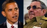 Tổng thống Mỹ và Chủ tịch Cuba điện đàm