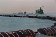 Ai Cập sắp hoàn thành kênh đào Suez mới