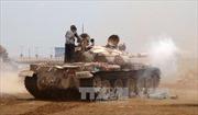 Chiến sự tiếp diễn ác liệt tại Yemen