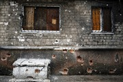 Trời vẫn tối ở Donetsk