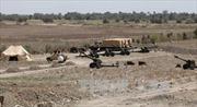 IS chiếm thêm các khu vực ở Iraq