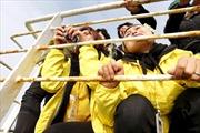 Chìm phà Sewol: Biển trong mặn thêm lần nữa