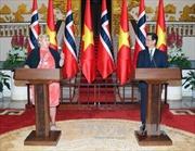 Thông cáo chung Việt Nam – Na Uy