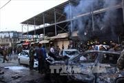 IS đánh bom ngoài Lãnh sự quán Mỹ tại Iraq
