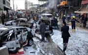 Hậu quả vụ đánh bom Lãnh sự quán Mỹ tại Iraq
